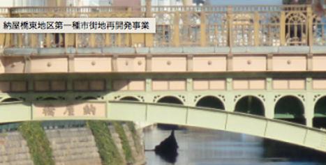 テラッセ納屋橋発展会のイメージ